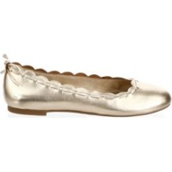 Lucie Leather Flats found on Bargain Bro India from Saks Fifth Avenue Canada for $101.18