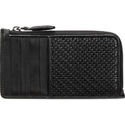 Zip Leather Wallet found on MODAPINS from Saks Fifth Avenue Canada for USD $396.09