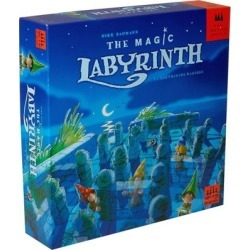 Magic Labyrinth Board Game found on GamingScroll.com from The Bay for $52.00