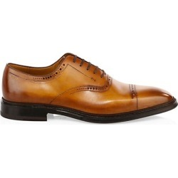 Skimor Leather Cap Toe Dress Shoes found on Bargain Bro Philippines from Saks Fifth Avenue OFF 5TH for $439.99