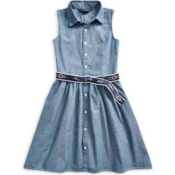 Little Girl's 2-Piece Chambray Dress & Belt Set found on Bargain Bro India from The Bay for $67.50