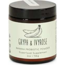 Banana Probiotic Powder