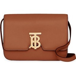 Burberry Women's Medium TB Leather Crossbody Bag - Tan found on MODAPINS from Saks Fifth Avenue for USD $2390.00
