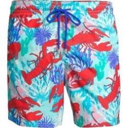 Moorea Lobster Swim Trunks