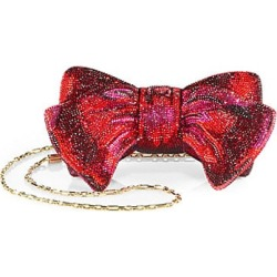Judith Leiber Couture Women's Just For U Bow Crystal Clutch - Red found on MODAPINS from Saks Fifth Avenue for USD $5995.00