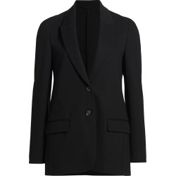Brunello Cucinelli Women's Suit Jacket - Nero - Size 14 found on MODAPINS from Saks Fifth Avenue for USD $2995.00