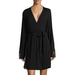 Brooklyn Lace-Trimmed Robe found on MODAPINS from Saks Fifth Avenue for USD $56.00