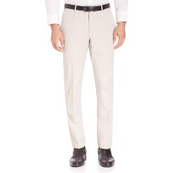 Incotex Men's Dressy Cotton Pants - Light Grey - Size 30 found on MODAPINS from Saks Fifth Avenue for USD $91.19