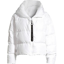 Bacon Women's Hooded Cloud Puffer Coat - White - Size XS found on MODAPINS from LinkShare USA for USD $670.00