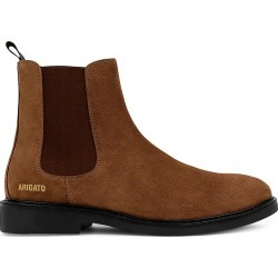 Axel Arigato Men's Men's Suede Chelsea Boots - Tobacco - Size 8 found on MODAPINS from Saks Fifth Avenue for USD $255.00