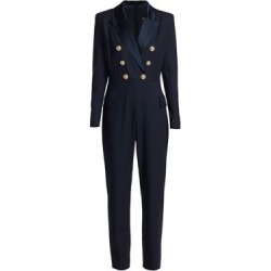 Double-Breasted Stretch Wool Jumpsuit found on Bargain Bro India from Saks Fifth Avenue AU for $1991.26