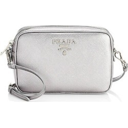 Prada Women's Saffiano Camera Bag - Chrome found on Bargain Bro India from Saks Fifth Avenue for $950.00