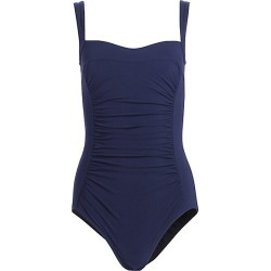 Ruched One-Piece Swimsuit found on MODAPINS from Saks Fifth Avenue for USD $299.00