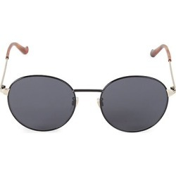 Gucci Men's 55MM Round Sunglasses - Black found on Bargain Bro India from Saks Fifth Avenue for $450.00