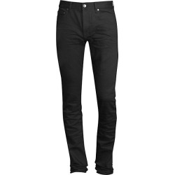 John Elliott Men's Cast 2 Obsidion Slim-Fit Raw Jeans - Black - Size 30 found on MODAPINS from Saks Fifth Avenue for USD $298.00