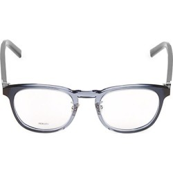 Berluti Men's 51MM Plastic Square Optical Glasses - Black Brown found on MODAPINS from Saks Fifth Avenue for USD $490.00