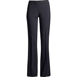 BOSS Women's Tulea Flared Bootleg Pants - Navy - Size 6 found on MODAPINS from Saks Fifth Avenue for USD $248.00