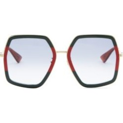 56MM Geometric Sunglasses found on Bargain Bro India from Saks Fifth Avenue Canada for $282.78