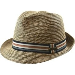 Chapeau style Fedora imprimé found on Bargain Bro Philippines from La Baie for $11.96