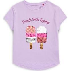 T-shirt réversible à paillettes pour fille found on Bargain Bro Philippines from La Baie for $12.99