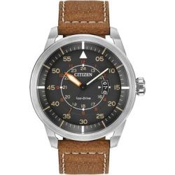 Montre-bracelet Avion pour hommes, AW136110H