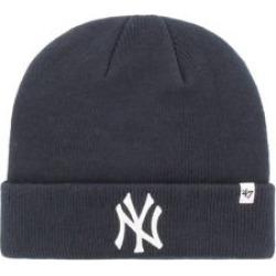 Tuque longue en tricot à revers des Yankees de New York de la MLB