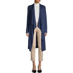Open-Front Long-Sleeve Cardigan