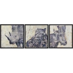Modern Glamour Wyler 3-Piece Wall Decor Set found on Bargain Bro India from The Bay for $739.99