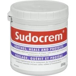 Sudocrem Diaper Rash Cream - 250 g Tub