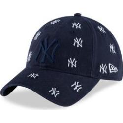 Casquette de baseball en coton 9TWENTY des Yankees de New York de la MLB à logo épars