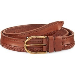 Half Braided Leather Suede Belt found on Bargain Bro UK from Saks Fifth Avenue UK