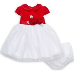 Baby Girls Floral Special Occasion Dress