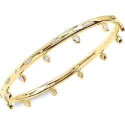 Tamara Comolli Women's Gypsy 18K Yellow Gold & Diamond Bangle - Yellow Gold found on Bargain Bro Philippines from Saks Fifth Avenue for $10920.00