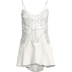 Vintage Crochet Lace Chemise found on Bargain Bro Philippines from Saks Fifth Avenue Canada for $67.89