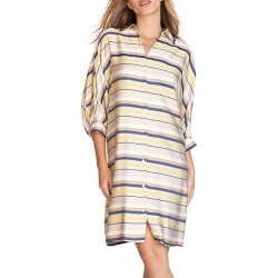 Eliza Striped Shirtdress found on Bargain Bro Philippines from Saks Fifth Avenue Canada for $398.98