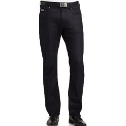Armani Collezioni Men's Slim-Fit Jeans - Indigo - Size 38 found on MODAPINS from Saks Fifth Avenue for USD $206.50
