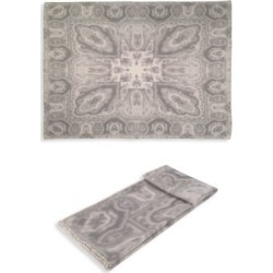 Sachalin Faded Paisley Wool Throw found on Bargain Bro Philippines from Saks Fifth Avenue Canada for $753.51