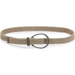 Brunello Cucinelli Women's Thin Raffia Belt - Beige - Size Large found on MODAPINS from Saks Fifth Avenue for USD $1095.00