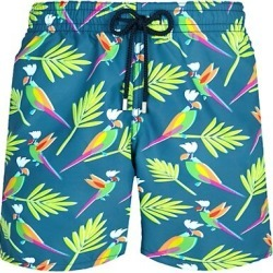 Multicolor Parrots Swim Trunks found on MODAPINS from Saks Fifth Avenue UK for USD $277.12