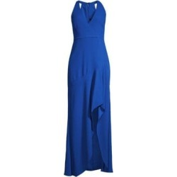 Sleeveless Halter Ruffle Gown found on Bargain Bro Philippines from Saks Fifth Avenue Canada for $98.07