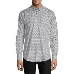 Modern Dot Cotton Shirt found on GamingScroll.com from The Bay for $138.60