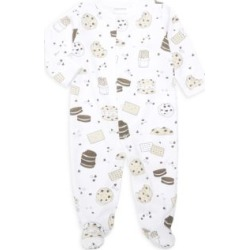 Baby's Cookies Pima Cotton Footie found on Bargain Bro UK from Saks Fifth Avenue UK