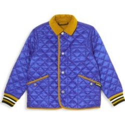 Little Kid's & Kid's KB6 Culford Quilted Jacket found on Bargain Bro UK from Saks Fifth Avenue UK