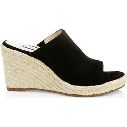 Marabella Suede Wedge Sandals found on MODAPINS from Saks Fifth Avenue for USD $350.00