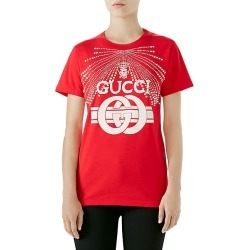 Gucci Print T-Shirt found on MODAPINS from Saks Fifth Avenue for USD $980.00
