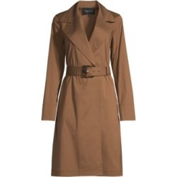 Mayfair Belted Trench Coat