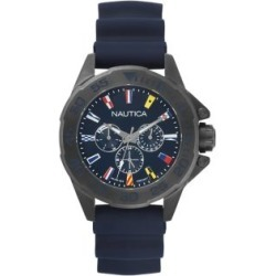 Montre-bracelet multifonction en acier inoxydable Miami found on Bargain Bro India from La Baie for $182.75