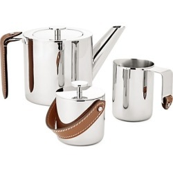 Wyatt Stainless Steel 3-Piece Tea Set found on Bargain Bro Philippines from Saks Fifth Avenue Canada for $263.75