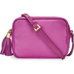 Madison Metallic Leather Crossbody Bag found on Bargain Bro UK from Saks Fifth Avenue UK