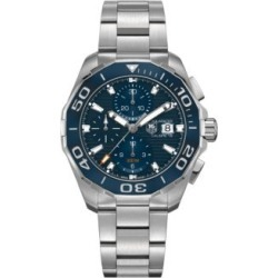 Chronograph Aquaracer CAY211B. BA0927 Stainless Steel Watch